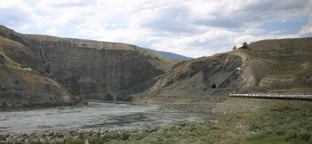 Fraser River Canyon