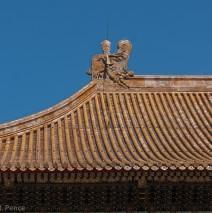 Tile Roof, Forbidden City