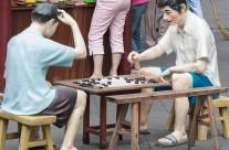 Board Game in Shanghai