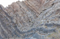 Folded Strata, Titus Canyon
