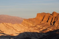 Sunrise, Zabriskie Point