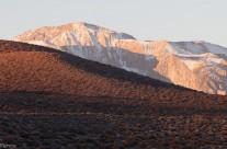 Sunrise on the Sierras