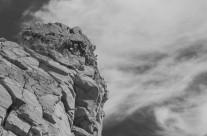 The Guardian of Panum Crater