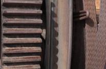 Mine Elevator Hoisting Gear, Bodie State Historic Site