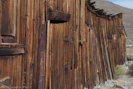 Stable and Ice House, Bodie State Historic Site