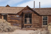House with Picture Window, Bodie State Historic Site