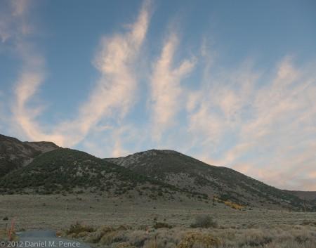 Dancing Clouds at Sunrise