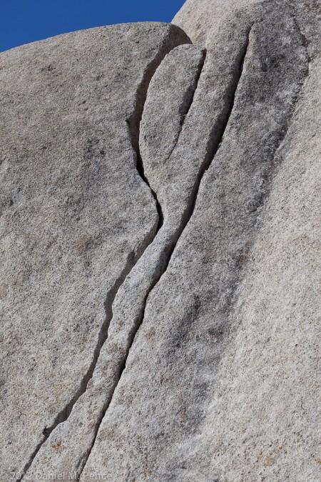 Sensuous Cracks, Rattlesnake Gulch