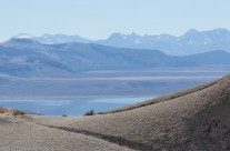 Mono Basin Viewed from Rattlesnake Gulch