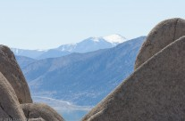 View from Rattlesnake Gulch