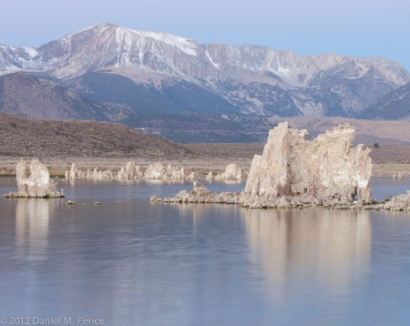 Tufa Formations, Mono Lake