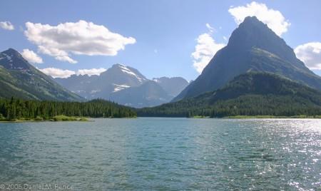 Many Glacier, Glacier NP