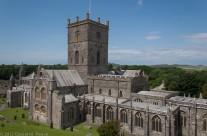 St. David's Church, Aberystwyth, South Wales
