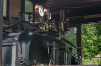 Locomotive Cab Controls