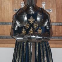 Suit of Armor, Stirling Castle, Scotland