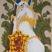 Unicorn Tapestry, Stirling Castle, Scotland