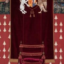 Throne Room, Stirling Castle, Scotland