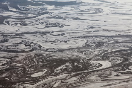 Foam-filled swirls