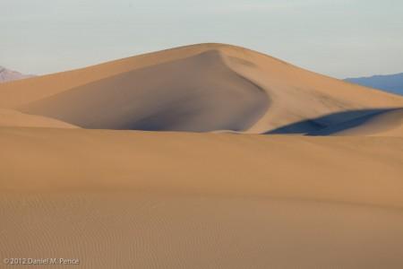 Sand Dunes at Dawn