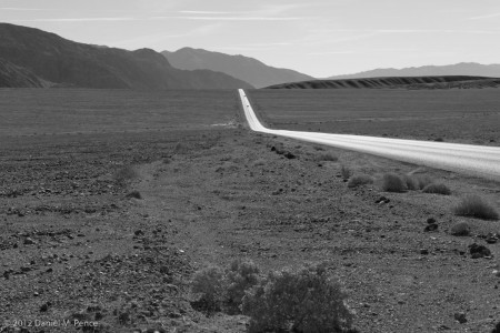 Escape from Death Valley