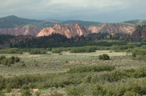 Panorama Looking North from Kolob Terrace