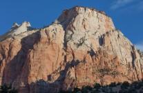 Canyon Walls at Sunrise