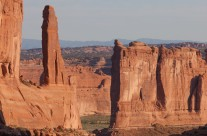 Monuments at Arches