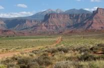 Professor Valley Road Near UT-128 NE of Moab