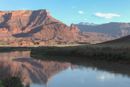 Colorado River NE of Moab