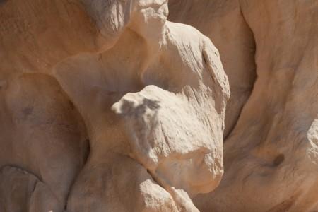Sculpted Rock