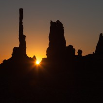 Totem Pole Sunrise, Monument Valley NTP